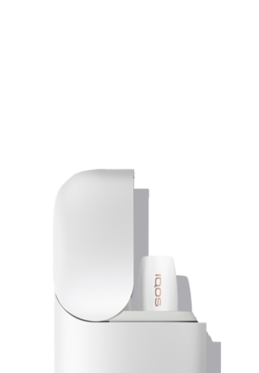 White IQOS 2.4 PLUS