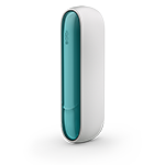 IQOS 3 DUO / 3  Door Electric Teal, Electric Teal, medium