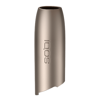 IQOS 3 DUO / 3  Cap Brilliant Gold, Brilliant Gold, large
