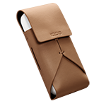 IQOS 2.4 Plus Leather Pouch Brown, Brown, medium