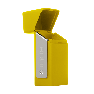 IQOS Clip On Tray Yellow, Yellow, large