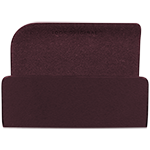 IQOS 2.4 Plus Leather Clip Burgundy, Burgundy, medium