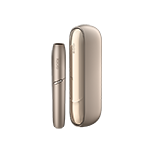 IQOS 3 DUO Brilliant Gold, Gold, medium