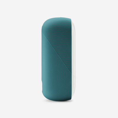 IQOS 3 DUO / 3 Silicone Sleeve Teal Green  , Teal Green, large