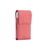 IQOS 2.4 Plus Duo Folio Fabric Pink, Pink, medium