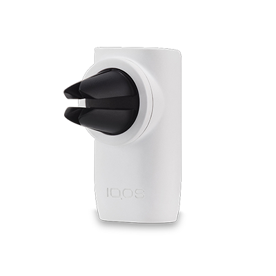 IQOS 3 Multi Car Mount White, White, large