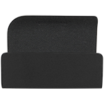 IQOS 2.4 Plus Leather Clip , Black, medium