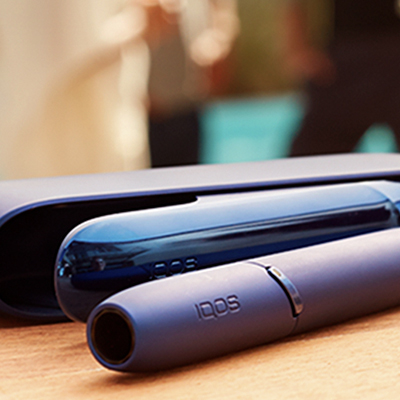 IQOS 3 DUO Stellar Blue, Blue, large