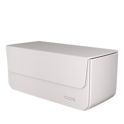 IQOS 2.4 Plus Carry Case White, White, large