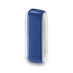 IQOS 3 Leather Sleeve Royal Blue, Royal Blue, medium