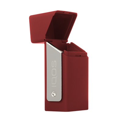 IQOS Clip On Tray Red, Red, large