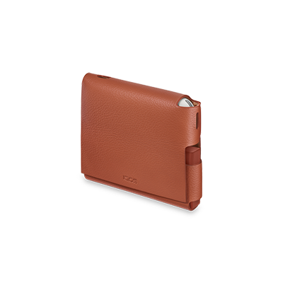 IQOS 3 Duo / 3 Leather Folio, Copper, large
