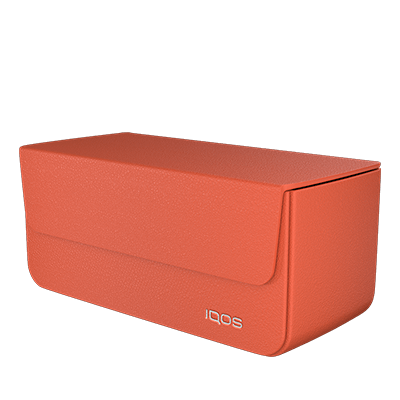 IQOS 2.4 Plus Carry Case Tiger Lily, Tiger Lily, large
