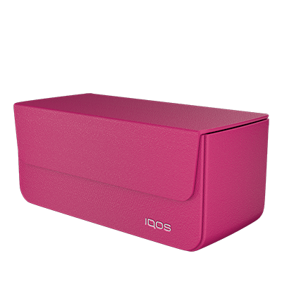 IQOS 2.4 Plus Carry Case Pink, Pink, large