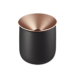 IQOS Ceramic Tray Black-Gold, Black-Gold, medium