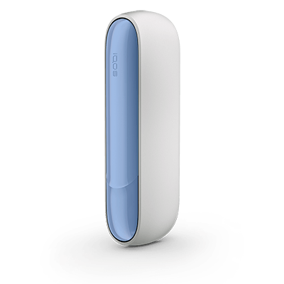 IQOS 3 Door Alpine Blue, Alpine Blue, large