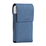 IQOS 2.4 Plus Duo Folio Fabric, Navy, medium
