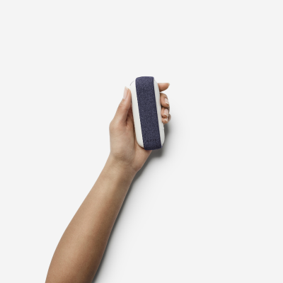 IQOS 3 DUO / 3 Fabric Sleeve Indigo, Indigo, large