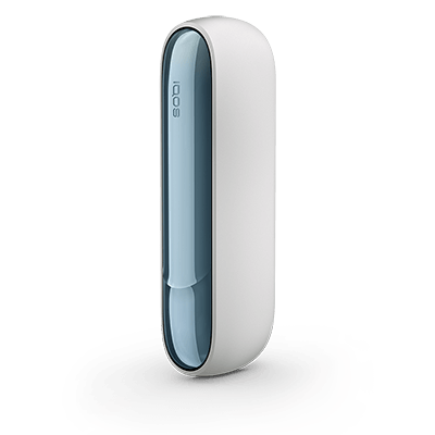 IQOS 3 Duo / 3 Door Steel Blue, Steel Blue, large