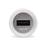 IQOS 3 Car Charger White, White, medium