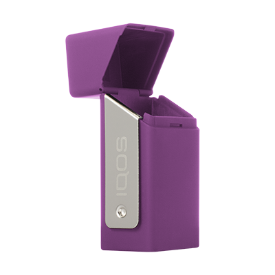 IQOS Clip On Tray Purple, Purple, large