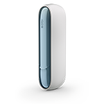 IQOS 3 Duo / 3 Door Steel Blue, Steel Blue, medium