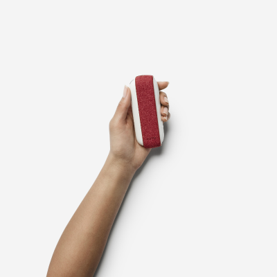 IQOS 3 DUO / 3 Fabric Sleeve Red, Red, large