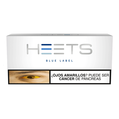 HEETS Blue Label (cartón), Blue, large