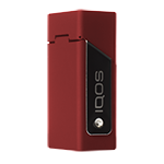 IQOS Clip On Tray Red, Red, medium
