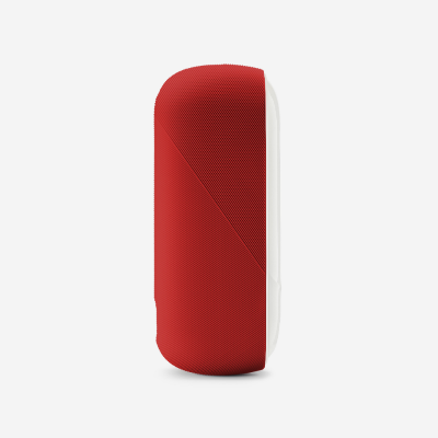 IQOS 3 DUO / 3 Silicone Sleeve Coral , Coral, large