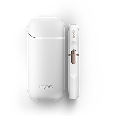 IQOS 2.4 Plus Kit White, White, large
