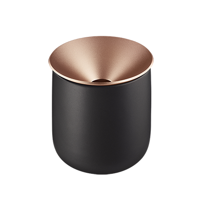 IQOS Ceramic Tray Black-Gold, Black-Gold, large