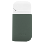 IQOS 2.4 Plus Leather Clip Green, Green, medium