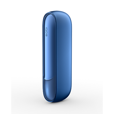 IQOS 3 Door Blue, Blue, large