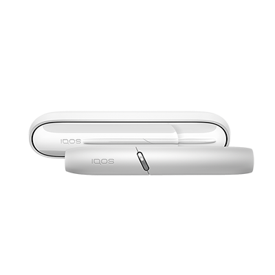 IQOS 3 DUO Warm  White, White, large