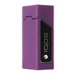 IQOS Clip On Tray Purple, Purple, medium
