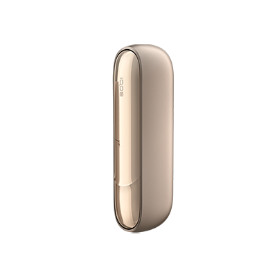 Pocket Charger IQOS 3 DUO Brilliant Gold, Gold, large