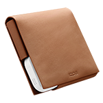 IQOS 2.4 Plus Leather Folio Small Brown, Brown, medium
