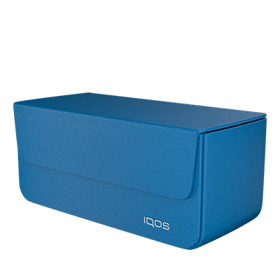 IQOS 2.4 Plus Carry Case Blue, Blue, large