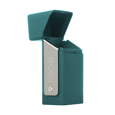 IQOS Clip On Tray Turquoise, Turquoise, large
