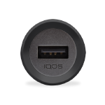 IQOS 3 Car Charger, Black, medium