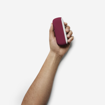 IQOS 3 Duo / 3 Silicone Sleeve Scarlet, Scarlet, large