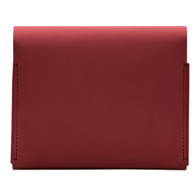 IQOS 2.4 Plus Leather Folio Medium Red, Red, large