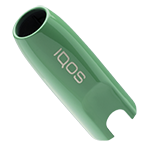 IQOS 2.4 Plus Cap Spring Leaf , Spring Leaf, medium